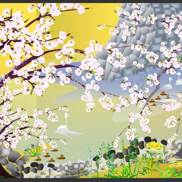 Tatsuo Horiuchi | the 73-year old Excel spreadsheet artist