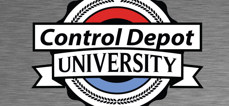 Omaha, NE Identity Design by Mosaic Visuals Design for Control Depot University